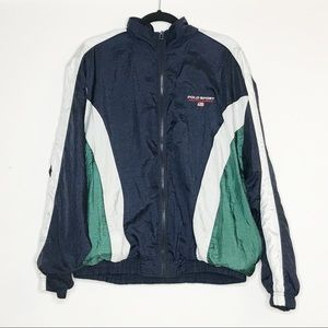 Early 90s Vtg Polo Sport Ralph Lauren Windbreaker